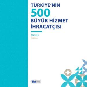 (Turkish) AYDOĞAN A.Ş. TÜRKİYE'NİN 500 BÜYÜK HİZMET İHRACATÇISI LİSTESİNDE