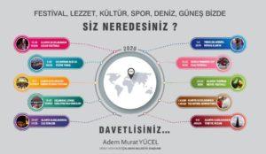 Alanya 2020 Events Calendar